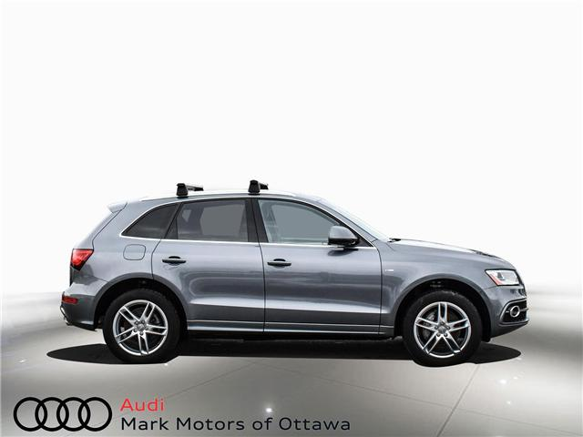 2016 Audi Q5 2.0T Progressiv (Stk: 91470A) in Nepean - Image 3 of 25