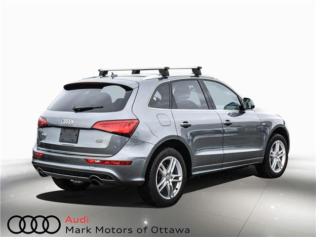 2016 Audi Q5 2.0T Progressiv (Stk: 91470A) in Nepean - Image 4 of 25