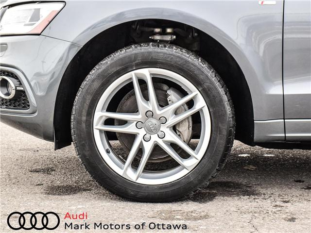 2016 Audi Q5 2.0T Progressiv (Stk: 91470A) in Nepean - Image 7 of 25
