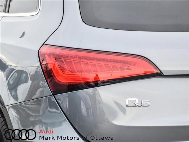 2016 Audi Q5 2.0T Progressiv (Stk: 91470A) in Nepean - Image 8 of 25