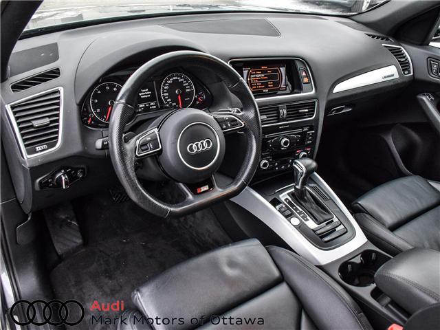 2016 Audi Q5 2.0T Progressiv (Stk: 91470A) in Nepean - Image 9 of 25