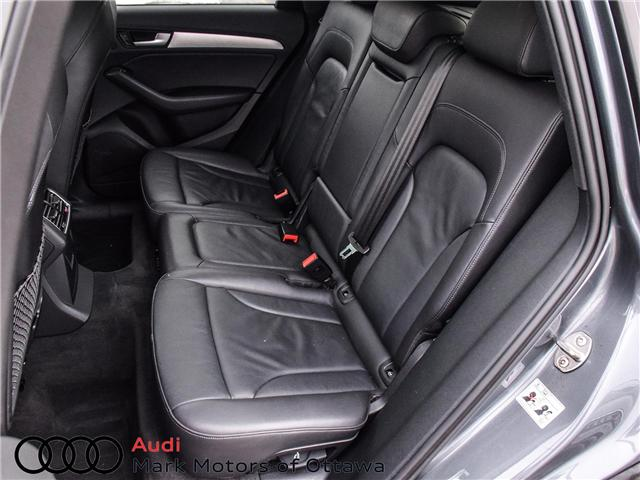 2016 Audi Q5 2.0T Progressiv (Stk: 91470A) in Nepean - Image 11 of 25