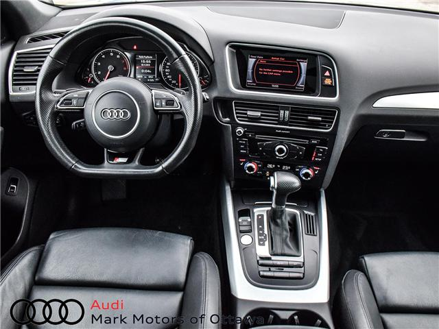 2016 Audi Q5 2.0T Progressiv (Stk: 91470A) in Nepean - Image 17 of 25