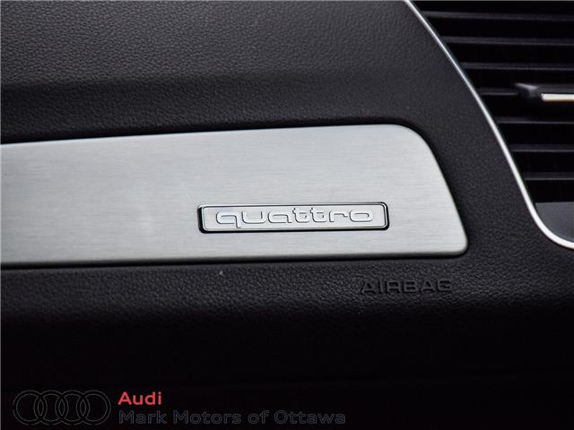 2016 Audi Q5 2.0T Progressiv (Stk: 91470A) in Nepean - Image 20 of 25