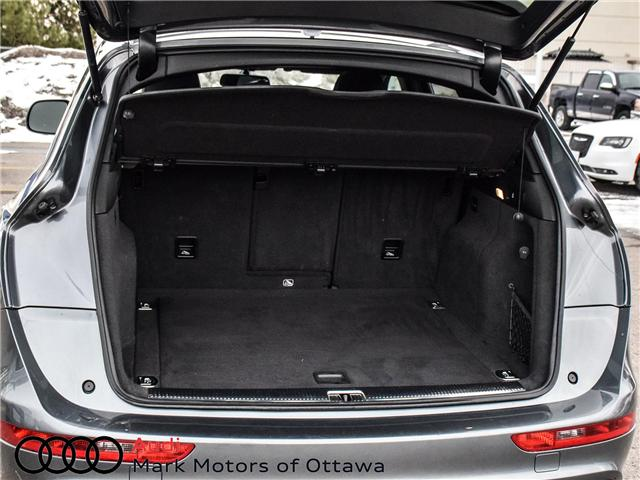 2016 Audi Q5 2.0T Progressiv (Stk: 91470A) in Nepean - Image 25 of 25
