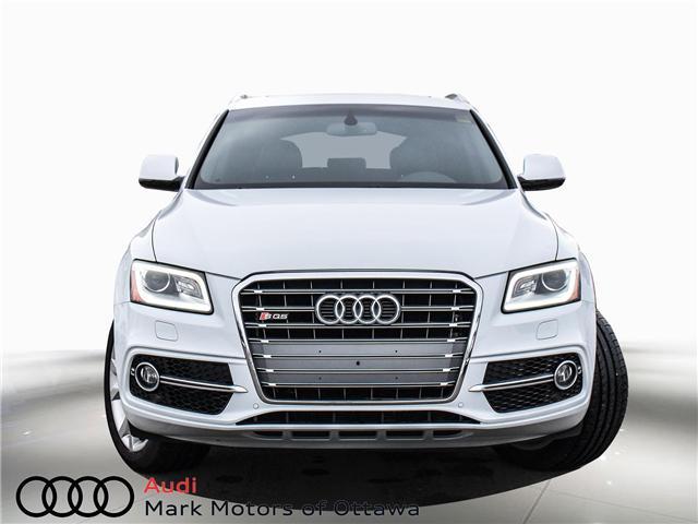2016 Audi SQ5 3.0T Progressiv (Stk: PM249) in Nepean - Image 2 of 25