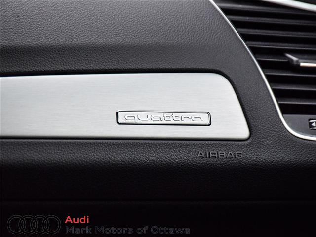 2016 Audi SQ5 3.0T Progressiv (Stk: PM249) in Nepean - Image 15 of 25