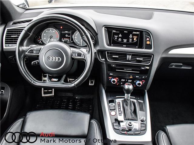 2016 Audi SQ5 3.0T Progressiv (Stk: PM249) in Nepean - Image 17 of 25