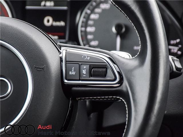 2016 Audi SQ5 3.0T Progressiv (Stk: PM249) in Nepean - Image 18 of 25