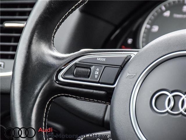 2016 Audi SQ5 3.0T Progressiv (Stk: PM249) in Nepean - Image 19 of 25
