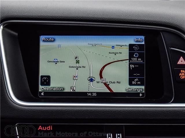 2016 Audi SQ5 3.0T Progressiv (Stk: PM249) in Nepean - Image 21 of 25