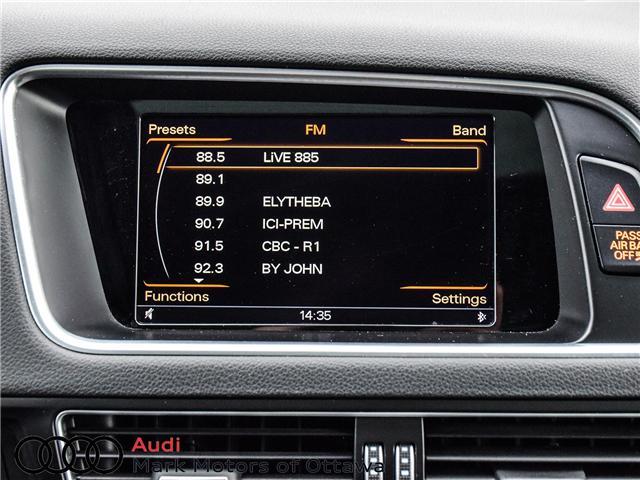 2016 Audi SQ5 3.0T Progressiv (Stk: PM249) in Nepean - Image 22 of 25