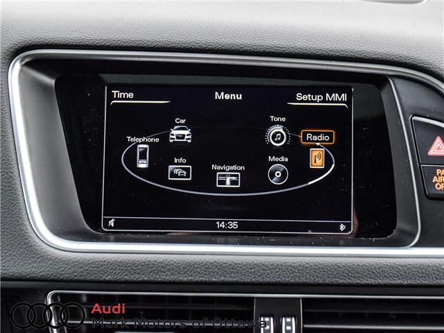 2016 Audi SQ5 3.0T Progressiv (Stk: PM249) in Nepean - Image 23 of 25