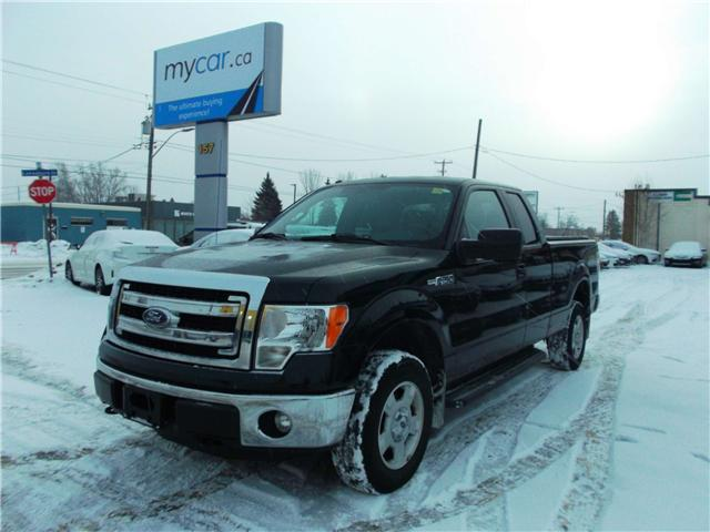 2014 Ford F-150 XLT (Stk: 182003) in North Bay - Image 1 of 11