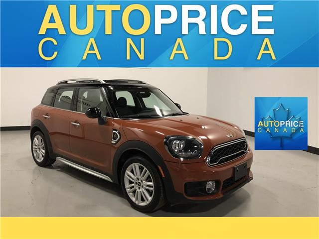 2018 MINI Countryman Cooper S (Stk: D9924) in Mississauga - Image 1 of 26
