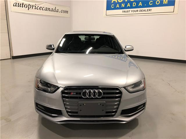 2015 Audi S4 3.0T Technik (Stk: W0039) in Mississauga - Image 2 of 27