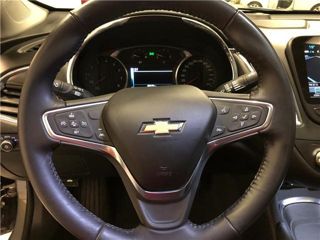 2018 Chevrolet Malibu LT (Stk: F0037) in Mississauga - Image 11 of 24