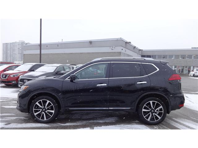 2017 Nissan Rogue SL Platinum (Stk: JC672479A) in Scarborough - Image 2 of 22