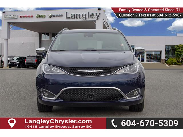 2018 Chrysler Pacifica Limited (Stk: EE900020) in Surrey - Image 2 of 30
