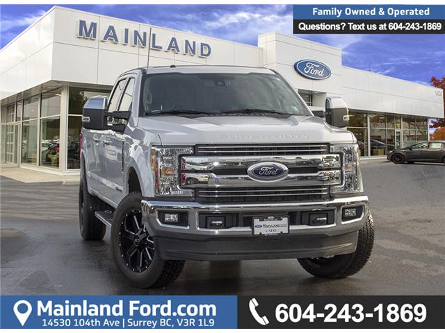 2017 Ford F-350 Lariat (Stk: 8F17313A) in Surrey - Image 1 of 30