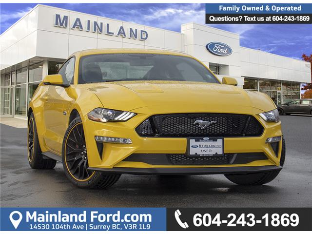 2018 Ford Mustang GT Premium (Stk: P7843) in Surrey - Image 1 of 30