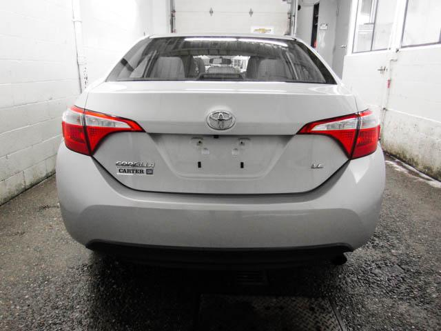 2016 Toyota Corolla LE Heated Front Seats - Bluetooth - Rear View