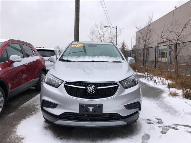2018 Buick Encore Preferred (Stk: 554611) in Markham - Image 2 of 4