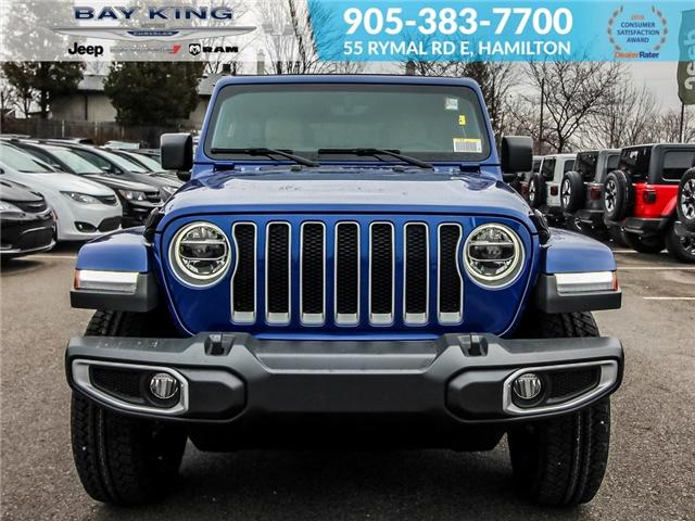2019 Jeep Wrangler Unlimited Sahara (Stk: 197567) in Hamilton - Image 2 of 24