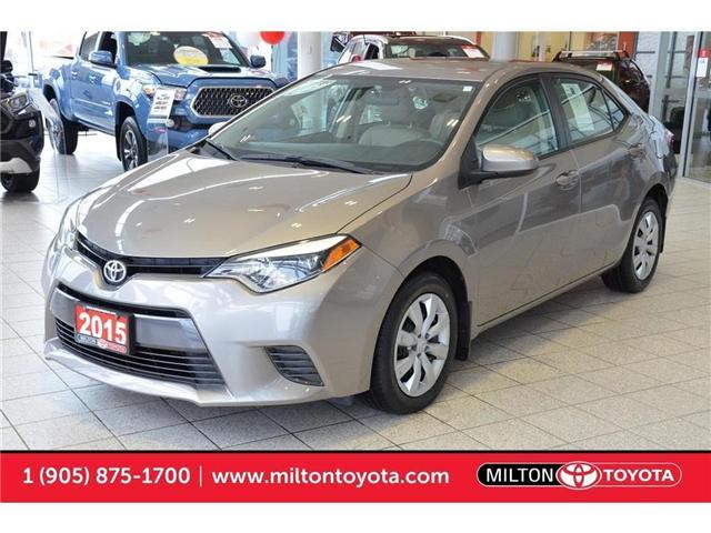 2015 Toyota Corolla  (Stk: 350993) in Milton - Image 1 of 37