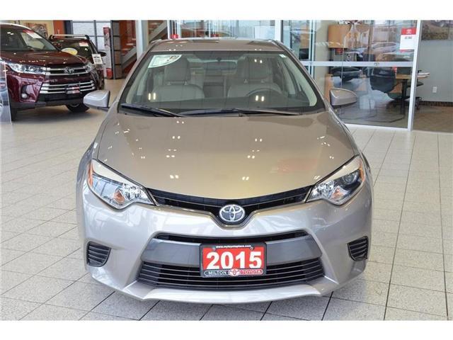 2015 Toyota Corolla  (Stk: 350993) in Milton - Image 2 of 37