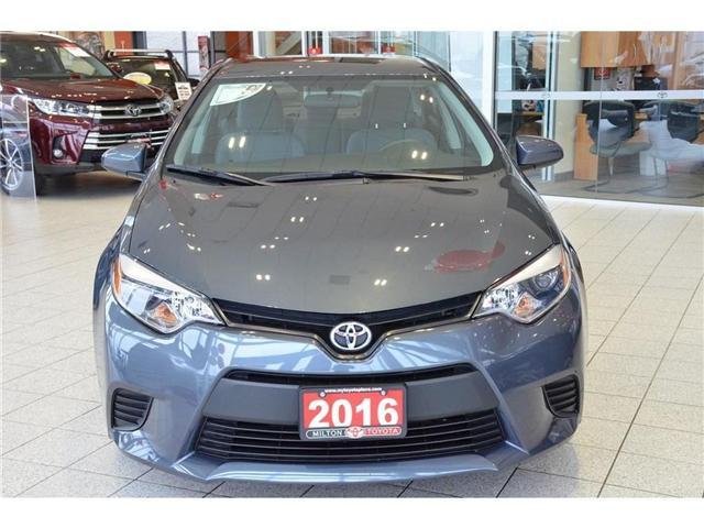 2016 Toyota Corolla  (Stk: 676323) in Milton - Image 2 of 36