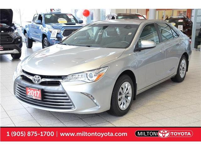 2017 Toyota Camry  (Stk: 414410) in Milton - Image 1 of 37