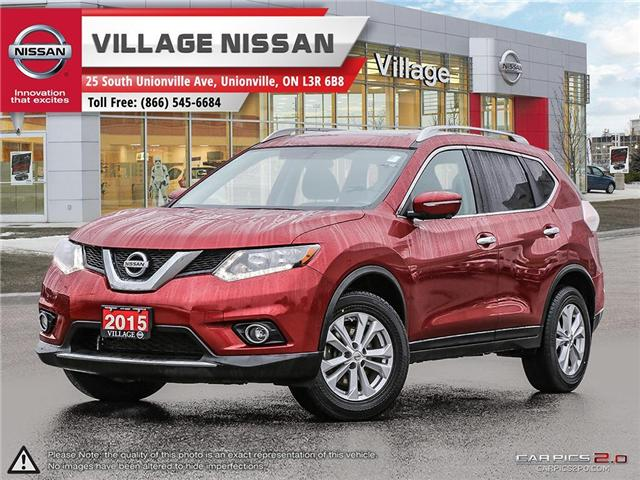 2015 Nissan Rogue SV (Stk: 90007A) in Unionville - Image 1 of 27