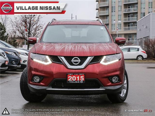2015 Nissan Rogue SV (Stk: 90007A) in Unionville - Image 2 of 27