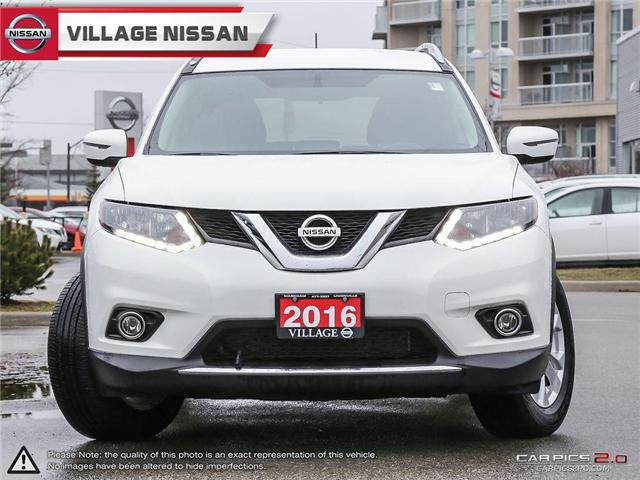 2016 Nissan Rogue SV (Stk: P2723) in Unionville - Image 2 of 27