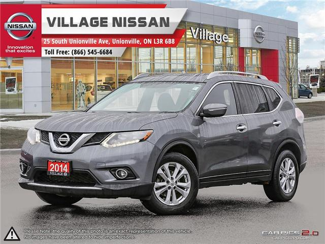 2014 Nissan Rogue SV (Stk: 80106A) in Unionville - Image 1 of 27