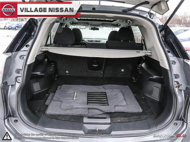 2014 Nissan Rogue SV (Stk: 80106A) in Unionville - Image 11 of 27