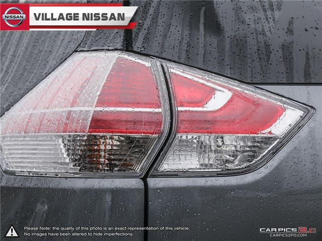 2014 Nissan Rogue SV (Stk: 80106A) in Unionville - Image 12 of 27
