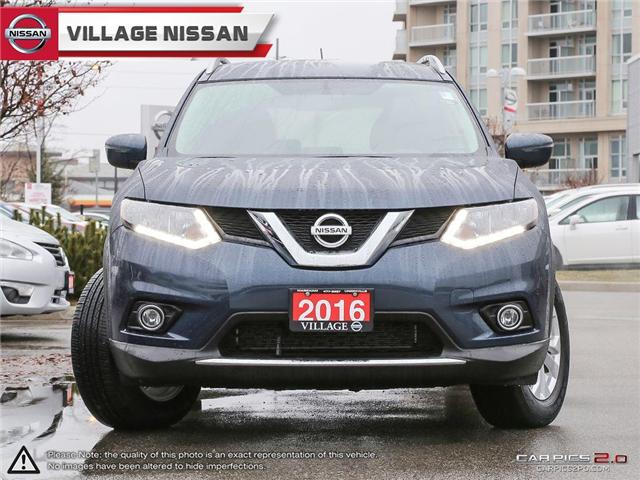 2016 Nissan Rogue SV (Stk: 80861A) in Unionville - Image 2 of 27
