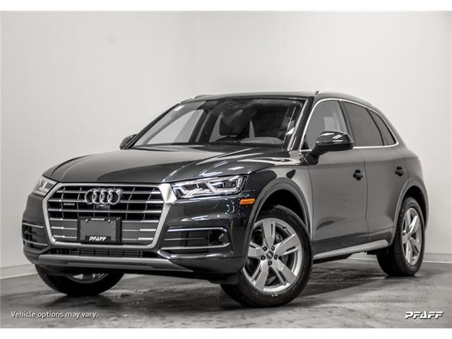2019 Audi Q5 45 Tecknik (Stk: T16036) in Vaughan - Image 1 of 20