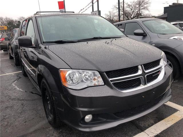 2015 Dodge Grand Caravan Crew (Stk: 907065A) in Burlington - Image 2 of 9