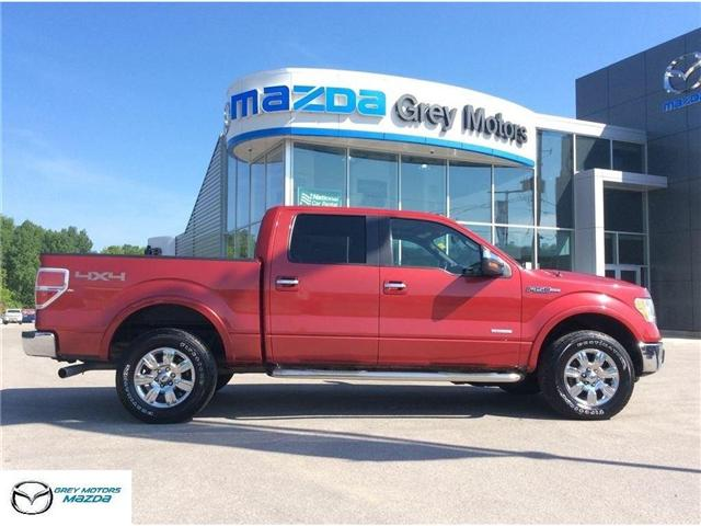 2011 Ford F-150 Lariat (Stk: 16175A) in Owen Sound - Image 1 of 19