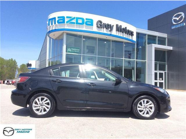 2013 Mazda Mazda3 GX (Stk: 03274P) in Owen Sound - Image 1 of 19