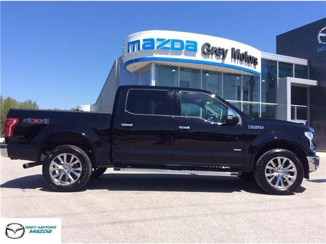 2017 Ford F-150  (Stk: 03277P) in Owen Sound - Image 1 of 20