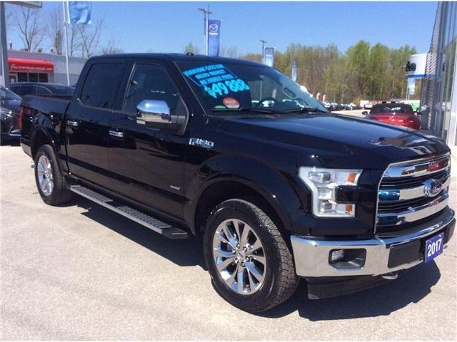 2017 Ford F-150  (Stk: 03277P) in Owen Sound - Image 2 of 20