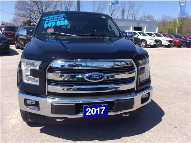 2017 Ford F-150  (Stk: 03277P) in Owen Sound - Image 3 of 20