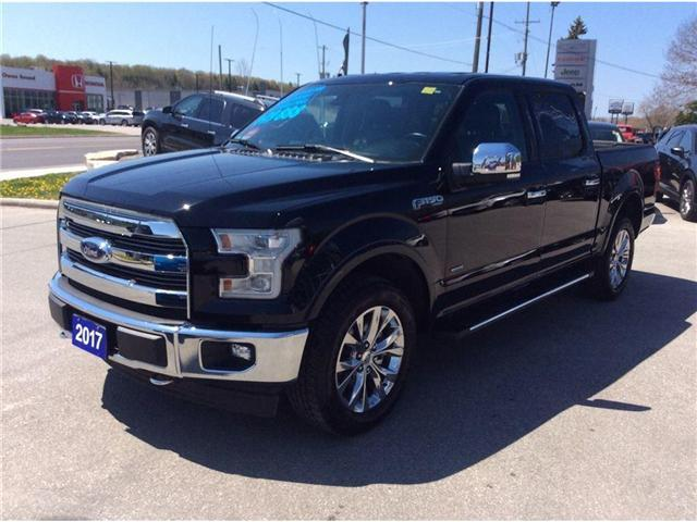 2017 Ford F-150  (Stk: 03277P) in Owen Sound - Image 4 of 20