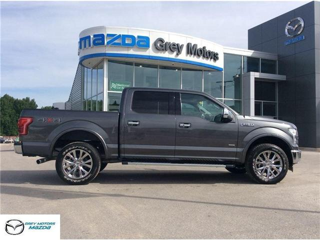 2017 Ford F-150 Lariat (Stk: 03278P) in Owen Sound - Image 1 of 20