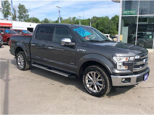 2017 Ford F-150 Lariat (Stk: 03278P) in Owen Sound - Image 2 of 20