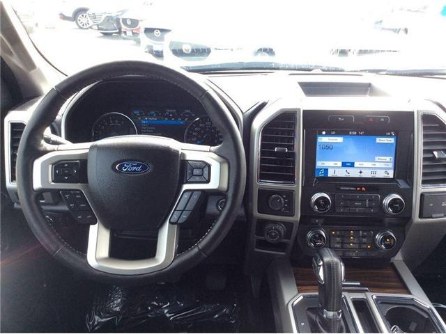 2017 Ford F-150 Lariat (Stk: 03278P) in Owen Sound - Image 10 of 20